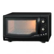 Forno Eletrico Fischer Gourmet Grill Bancada 44l Black F 127v
