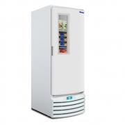 Freezer Conservador Vertical Tripla Ação 127V Porta com Visor 490 Litros VF55FT - Metalfrio