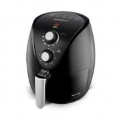 Fritadeira Elétrica Sem Óleo Air Fryer Mondial New Pratic AF31 3,5 L Preto 127v