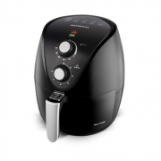 Fritadeira Elétrica Sem Óleo Air Fryer Mondial New Pratic AF31 3,5 L Preto 220v