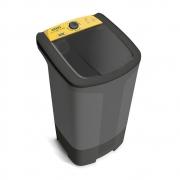 Lavadora de Roupas Semi Automática Arno 10 Kg Lavete Eco ML91 Cinza/Amarelo 110V