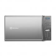Micro-Ondas cor Prata 27L com 55 Receitas pré-programadas no Menu Online Electrolux MS37R 220V