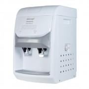 Purificador de Água New Evidence Branco Com Refrigeração por Compressor 220v