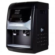 Purificador de Água New Evidence Preto Com Refrigeração por Compressor 110V