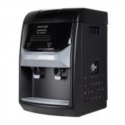 Purificador de Água New Evidence Preto Com Refrigeração por Compressor 220V