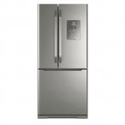 Refrigerador Frost Free Electrolux 579 Litros 3 Portas Inverse Inox 127V DM84X