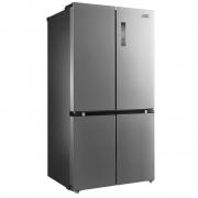 Refrigerador Midea 482L MD-RF556FGA042 French Door Inverter Quadriplex Inox 220V