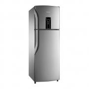 Refrigerador Panasonic BT40 387L 2 Portas Aço Escovado Frost Free 220V NR-BT40BD1XB