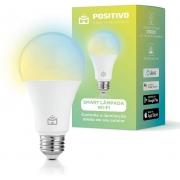 Smart Lâmpada LED EPGG17 Colorida Inteligente 10W com WiFi Elsys Bivolt
