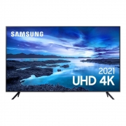 Smart TV 50 Crystal 4K Samsung 50AU7700 - Wi-Fi Bluetooth HDR Alexa Built in 3 HDMI 1 USB