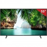 Smart TV LED 55 TC-55GX500B Panasonic, 4K HDMI USB com Wi-Fi Integrado