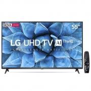 Smart TV LED 55? UHD 4K LG 55UN7310PSC Wi-Fi, Bluetooth, HDR, Controle Smart Magic - 2020