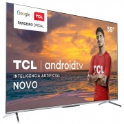 Smart TV TCL LED Ultra HD 4K 55