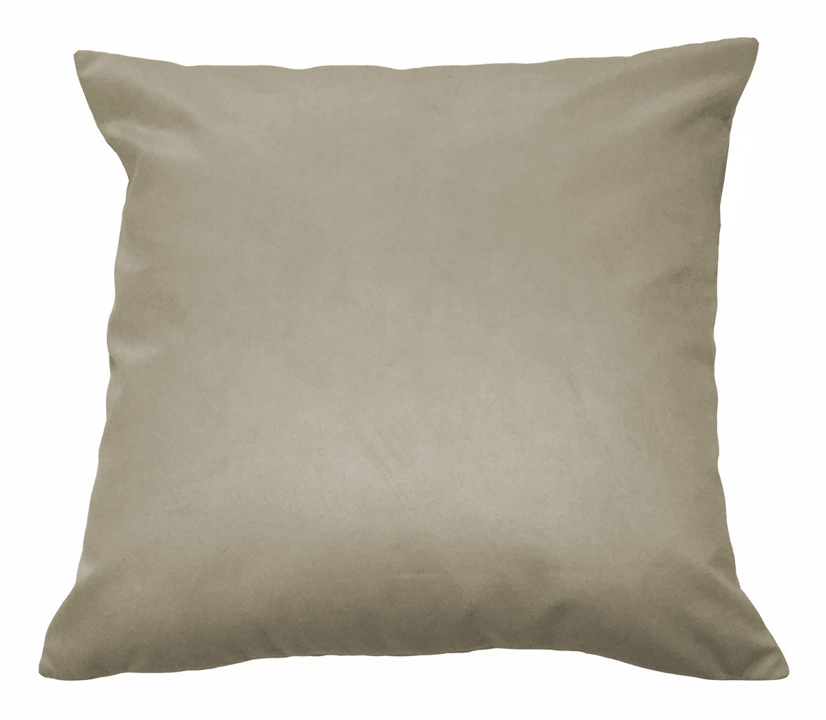 Almofada Decorativa 40x40 Tecido Suede Nude