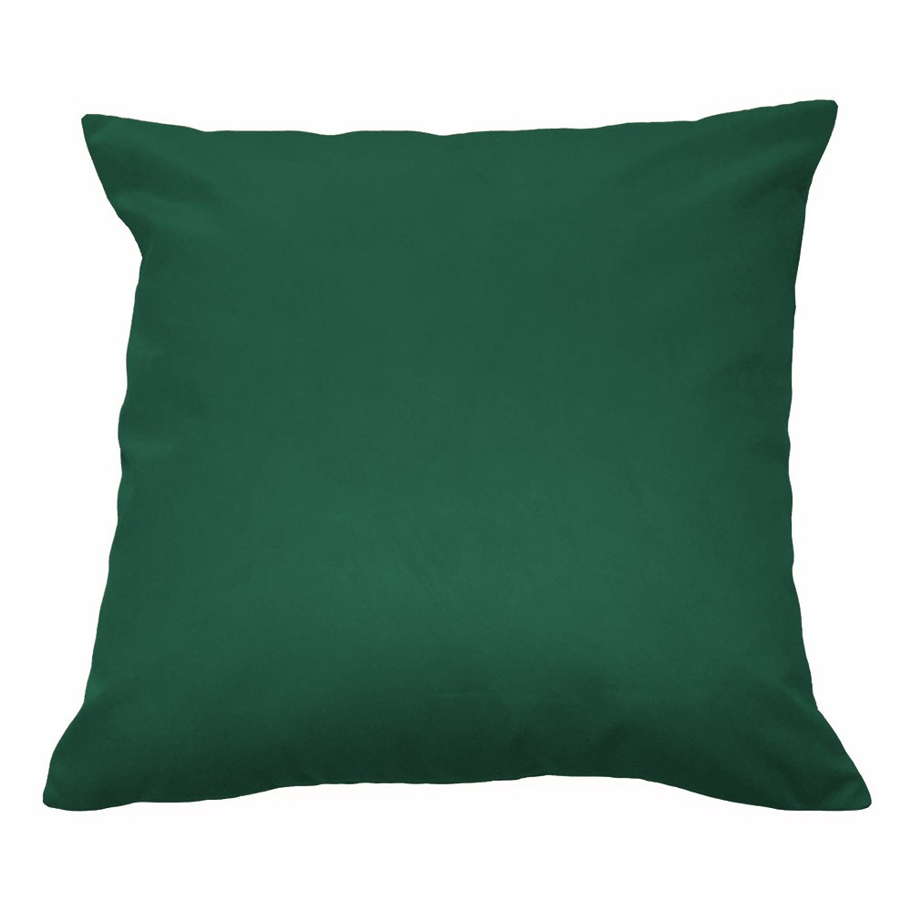 Almofada Decorativa 40x40 Tecido Suede Verde Bandeira