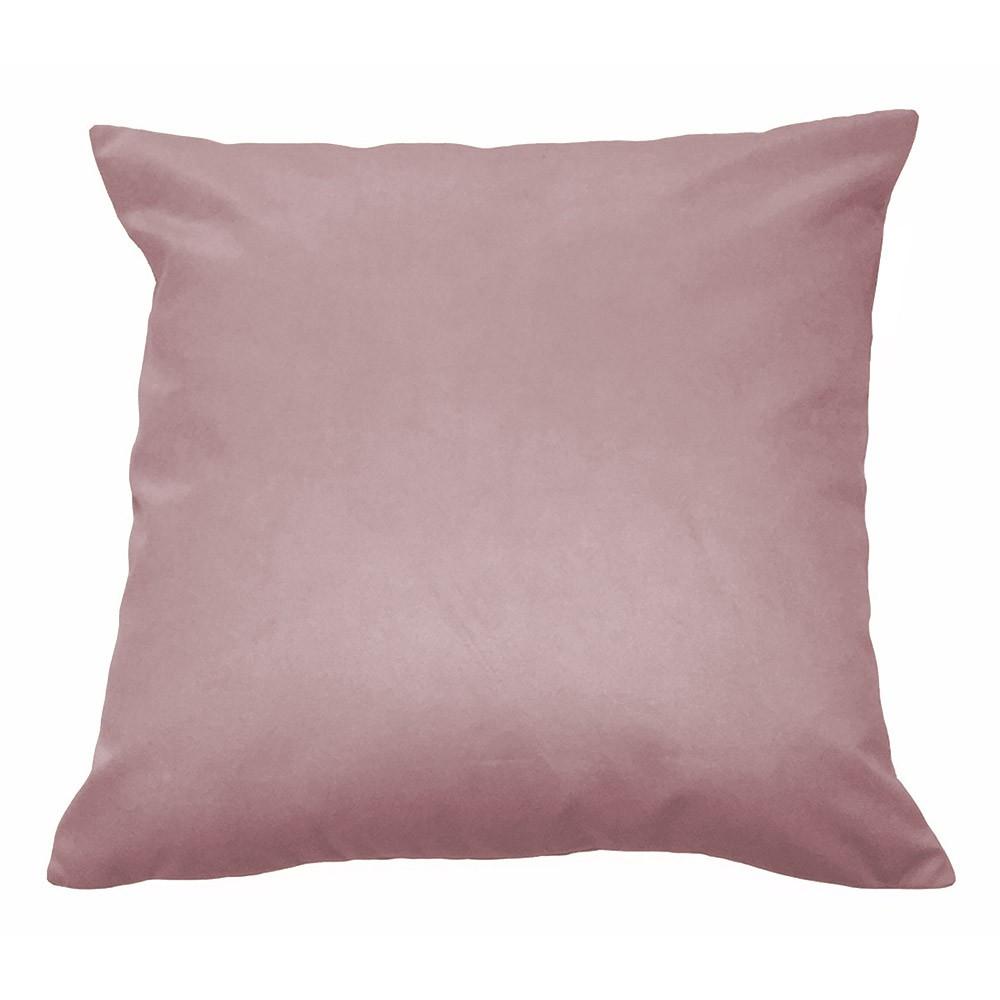 Almofada Decorativa 50x50 Tecido Suede Crepe