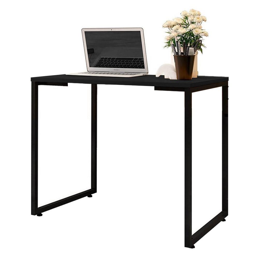 Escrivaninha para Quarto/ Escritório Home Office Porto Preto - Decorar Estofados