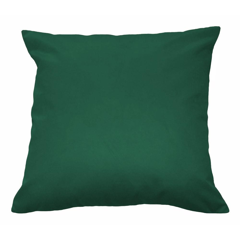 Kit 2 Almofadas Decorativas 40x40 Tecido Suede Verde Bandeira