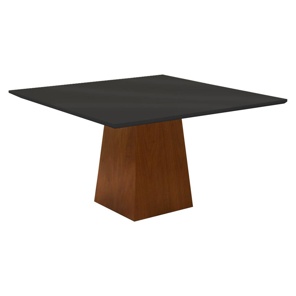 Mesa para Sala de Jantar Luiza 1,50 m Preto - Rimac