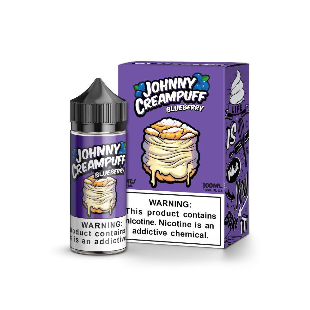 Blueberry Johnny Creampuff by Tinted Brew