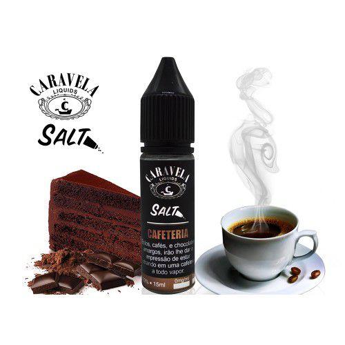 Cafeteria Salt Caravela Liquids