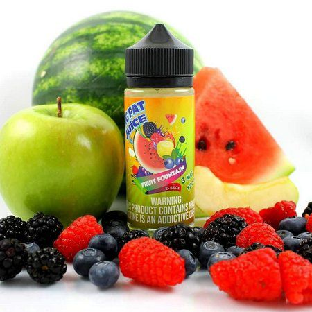 (120ML) Fruit Fountain by Big Fat Juice