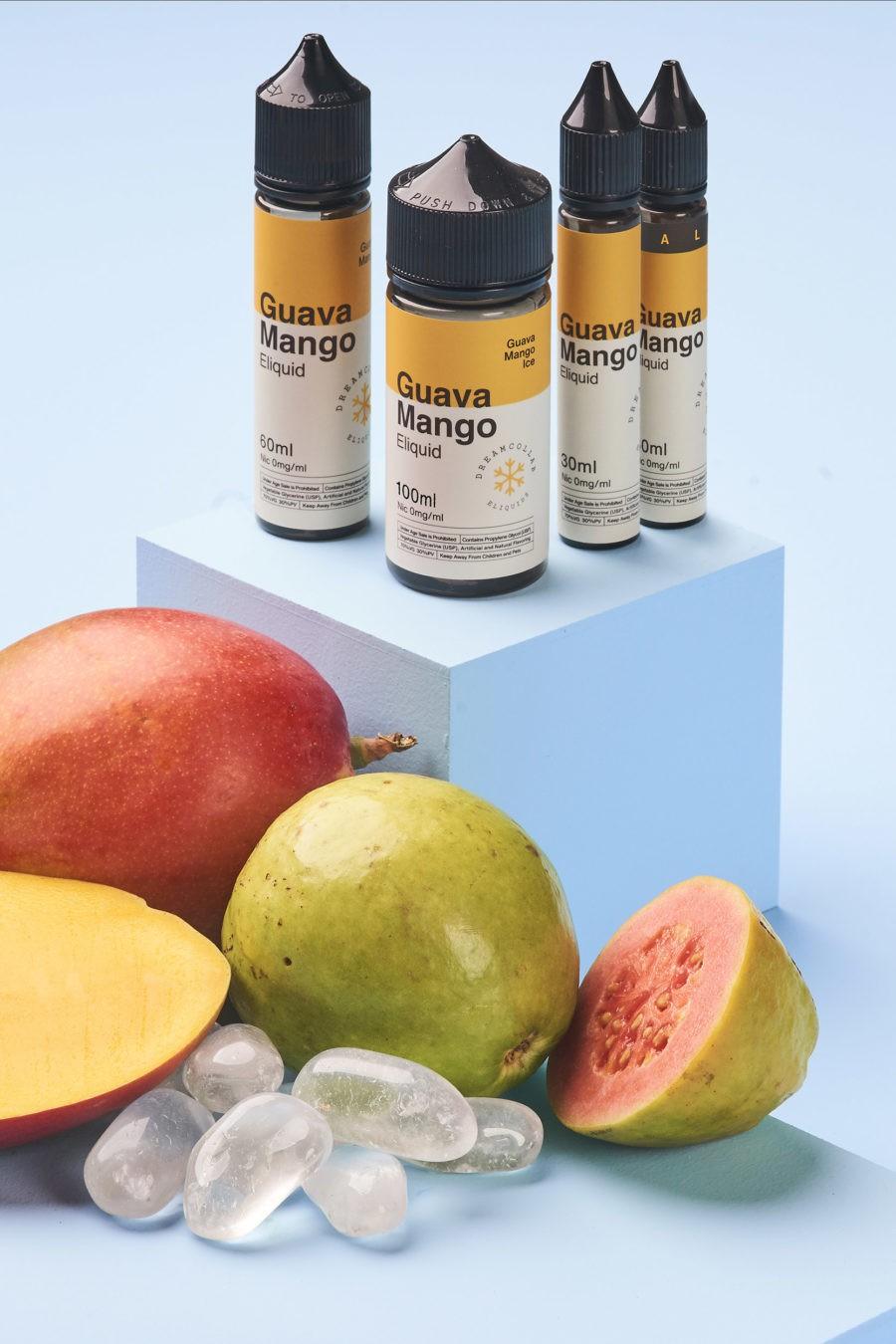 Guava Mango Ice Salt by Dream Collab