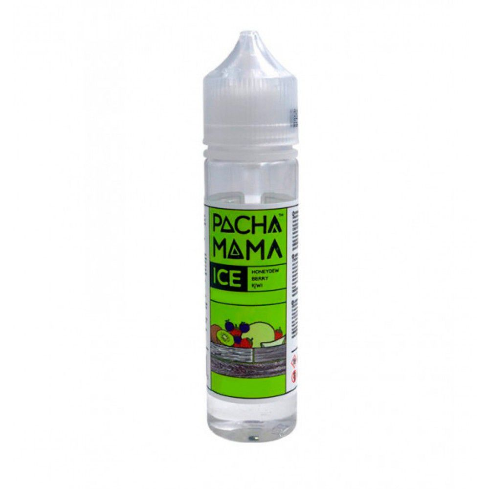 Ice Mint Honeydew Berry Kiwi by Pachamama
