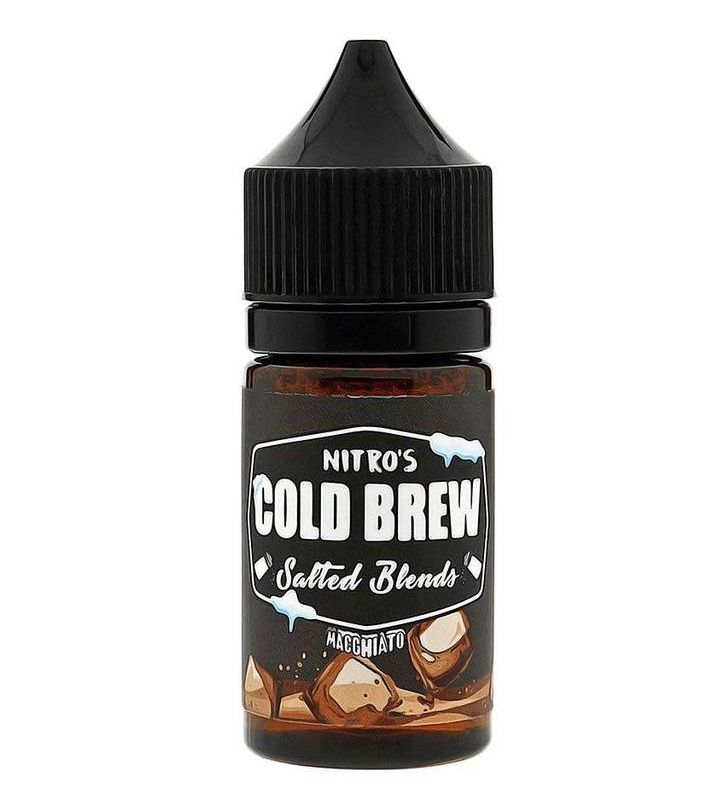 Macchiato Salt by Nitro's Cold Brew