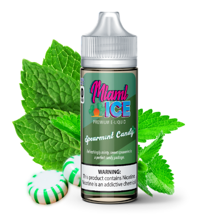 Miami Ice Spearmint by Fuggin Vapor Co.