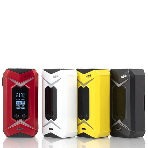 Mod Bat Box 218W by OBS