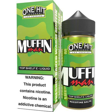 Muffin Man by One Hit Wonder E-liquid
