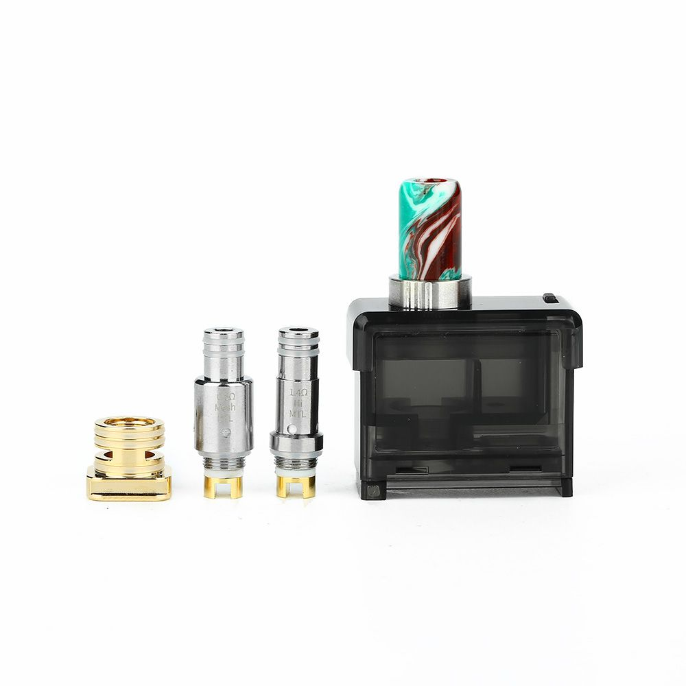 Pasito Cartridge + Coil Pack