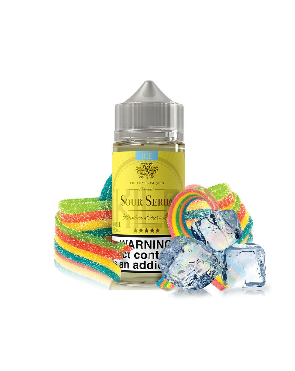 Rainbow Ice by Kilo E-Liquids