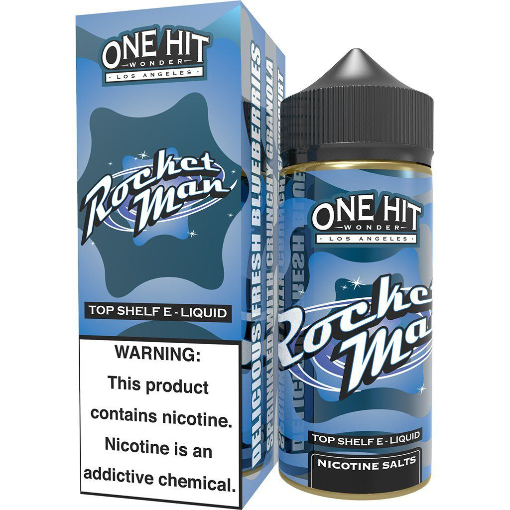 Rocket Man by One Hit Wonder E-liquid