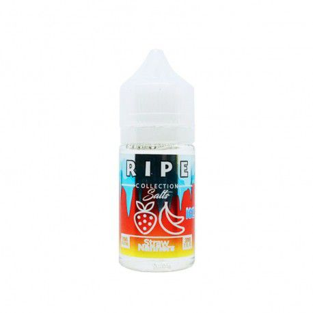 Straw Nanners Salt by Ripe Vapes