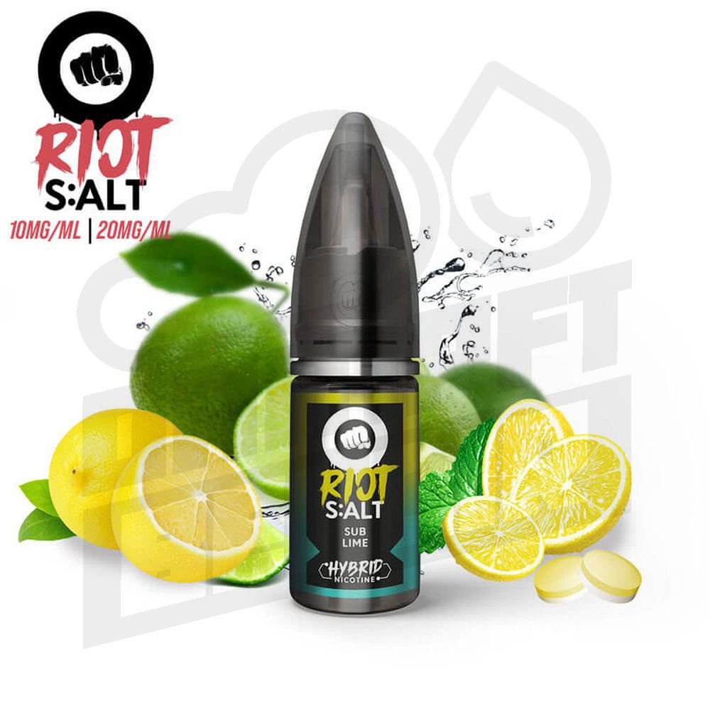 Sub-Lime Salt by Riot