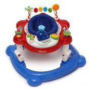 Andador Infantil Funny 4 em 1 Color Galzerano