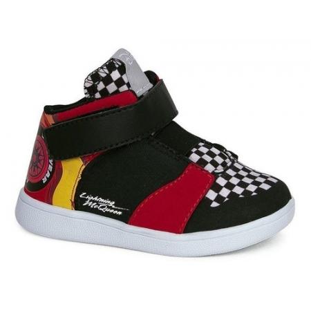 Bota Infantil Carros Relâmpago Mcqueem Sugar Shoes - Nº23