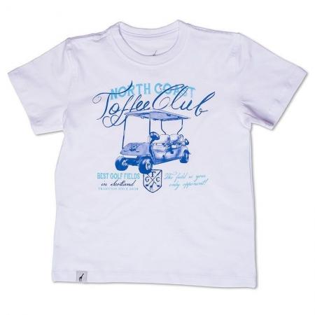 Camiseta Infantil North Coast Toffee - Nº02