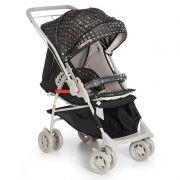 Carrinho de Bebê Maranello II Galzerano Cor Preto