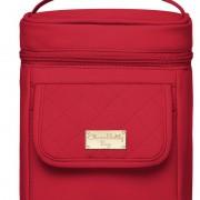 Frasqueira Térmica Fit 2 Vasilhas Classic for Bags Cereja