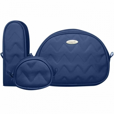 Kit Viagem Classic for Baby Bags Cor Azul