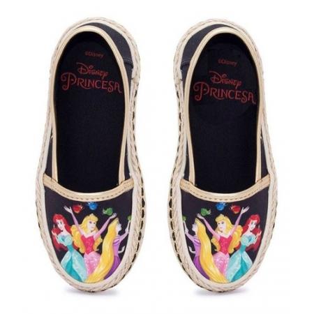 Sapatilha Infantil Princesas Disney Sugar Shoes - N°25