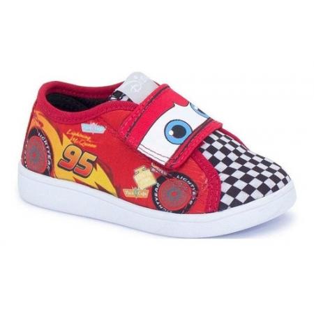 Tênis Infantil Carros Relâmpago Mcqueem Sugar Shoes - N°26