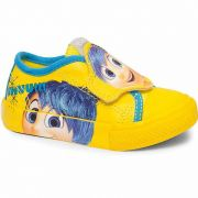 Tênis Infantil Divertida Mente Alegria Sugar Shoes