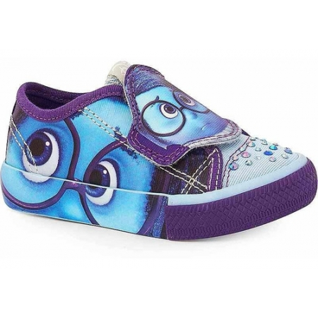 Tênis Infantil Divertida Mente Tristeza Sugar Shoes - N°27