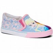 Tênis Infantil Feminino Iate Frozen Disney Sugar Shoes