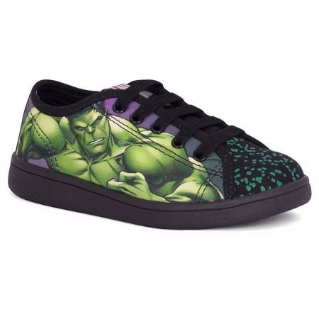 Tênis Infantil Low Hulk Sugar Shoes - N°24