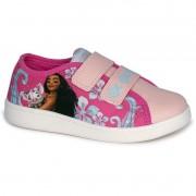 Tênis Infantil Velcro Moana Sugar Shoes